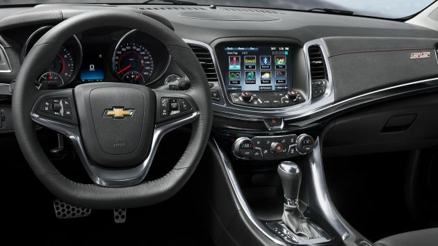 2016 Chevrolet SS Review, Price, Specs, Performance