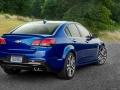 2016 Chevrolet SS back blue