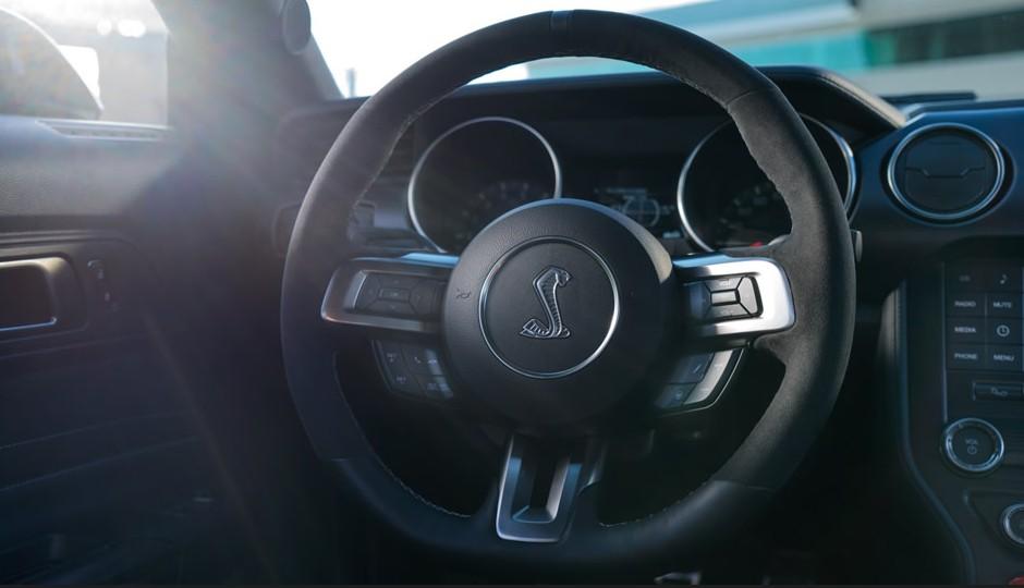 Ford Mustang Steering Wheel