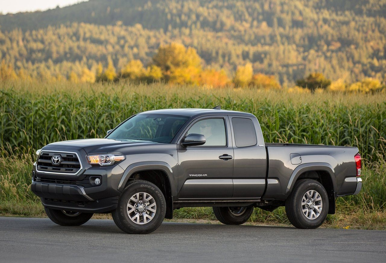 2016 Toyota Tacoma Review Price Specs Engine