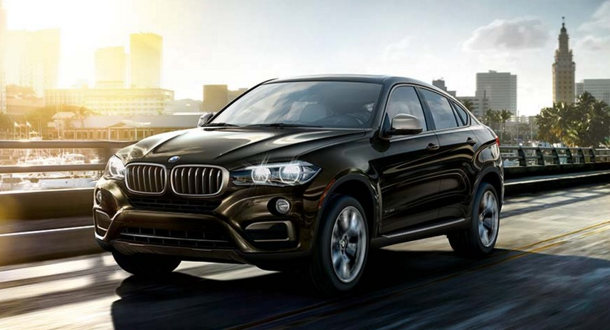 2017 Bmw X6 Price Specs Engine Lineup Safety Design