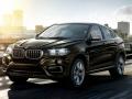 2017 BMW X6 motion