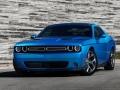 2015 Dodge Challenger Front Blue