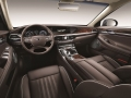 2017 Genesis G90 Interior front view