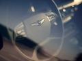 2017 Genesis G90 steering wheel