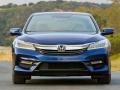 2017 Honda Accord Hybrid front view