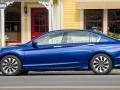2017 Honda Accord Hybrid side view