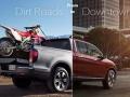 2017 Honda Ridgeline Multipurpose