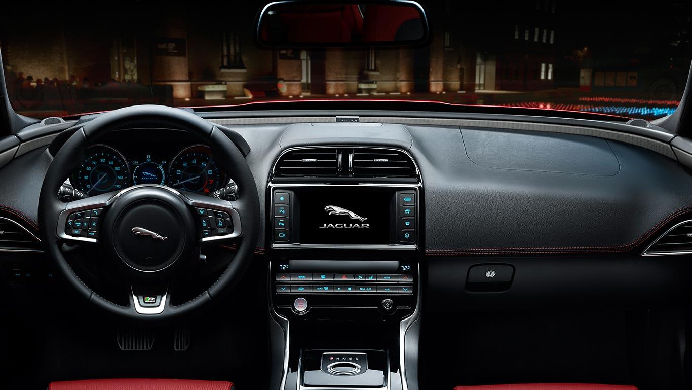2017 Jaguar Xe Price Specs Review Safety Design