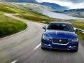 2017 Jaguar XE Front view