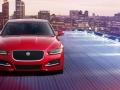 2017 Jaguar XE Front