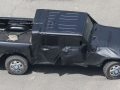 2017 Jeep Wrangler Pickup spy photos