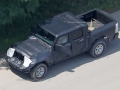 2017 Jeep Wrangler Pickup spy photos2