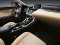 2017 lexus nx interior side view