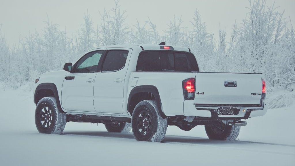 2017 Toyota Tacoma Trd Pro Truck