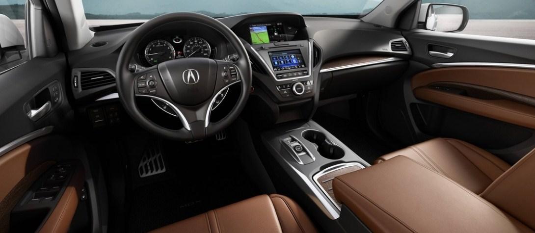 2018 Acura MDX 7