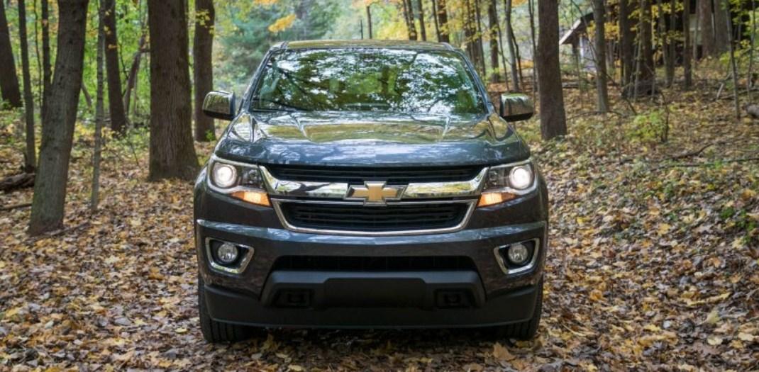 2017 Chevrolet Colorado 3