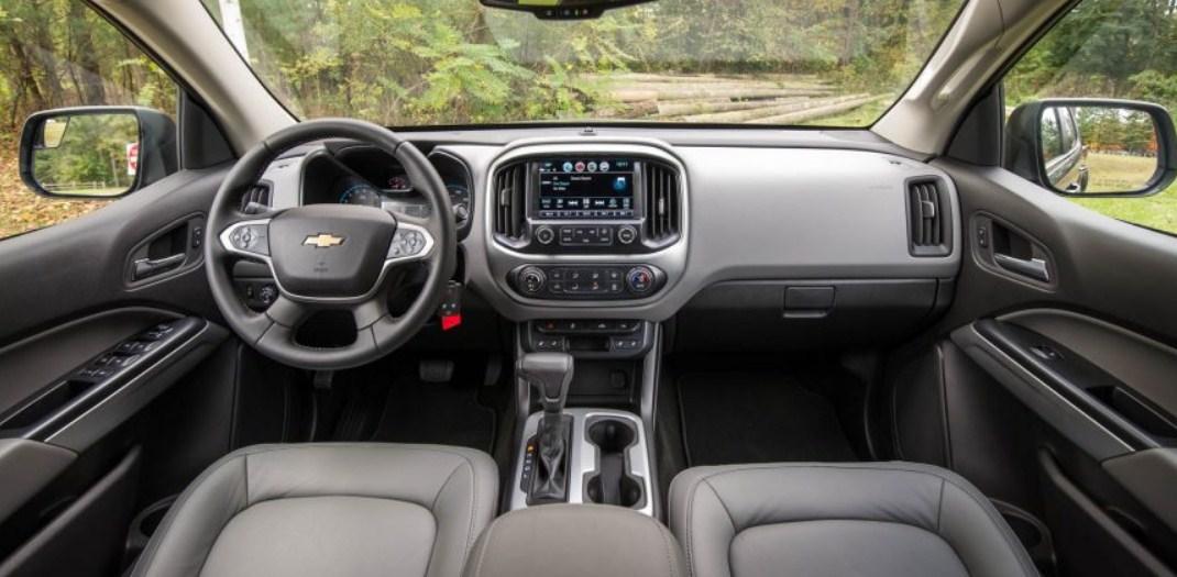 2017 Chevrolet Colorado 5