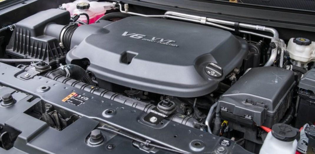 2017 Chevrolet Colorado 6