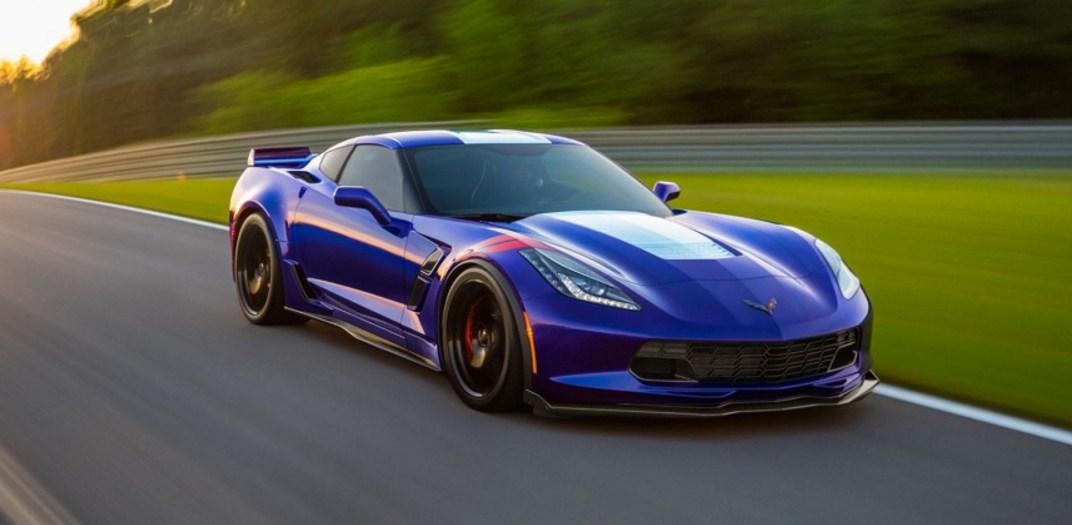 2017 Corvette Grand Sport 2