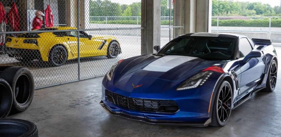 2017 Corvette Grand Sport 4