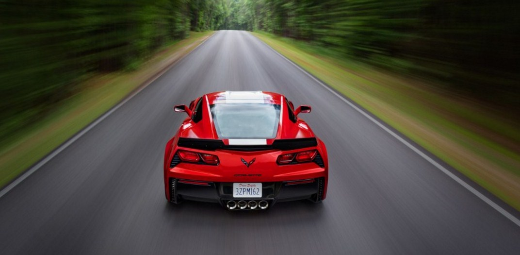 2017 Corvette Grand Sport 6
