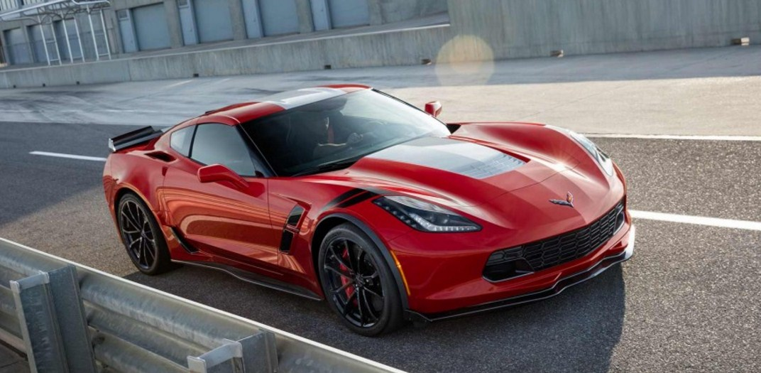 2017 Corvette Grand Sport 7