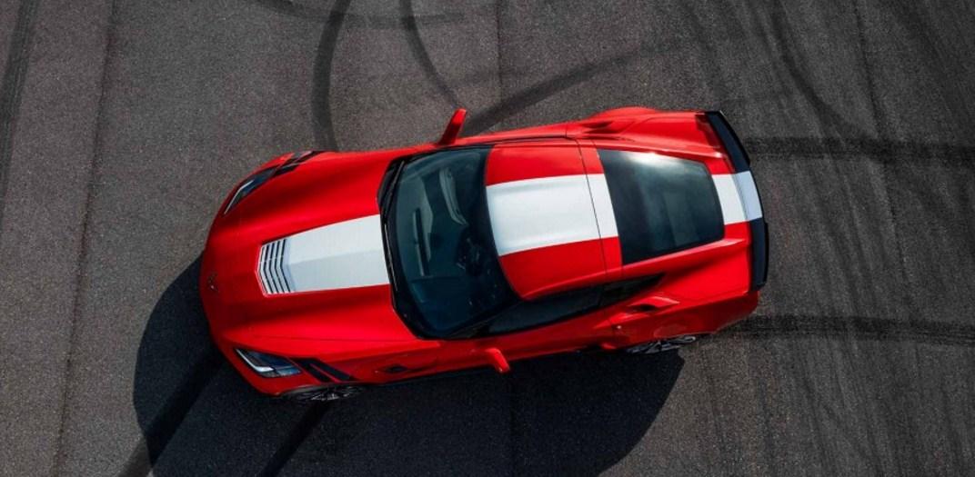 2017 Corvette Grand Sport 8