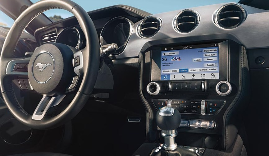 2018 Mustang Gt500 Price Release Date News Interior