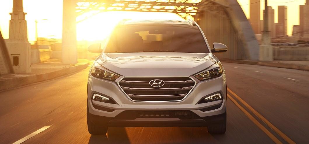 2017 Hyundai Tucson 5