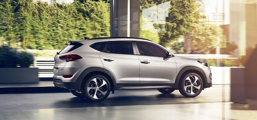 2017 Hyundai Tucson 6