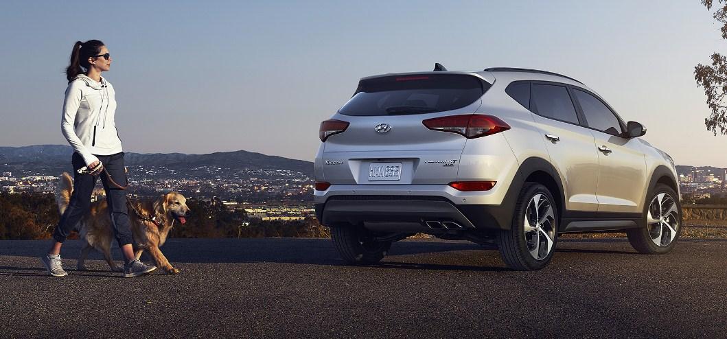 2017 Hyundai Tucson 7