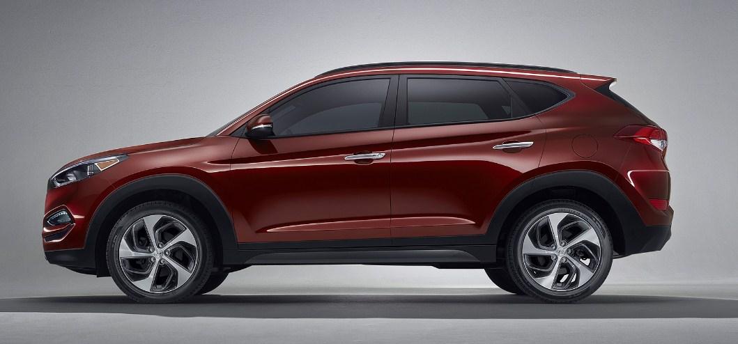 2017 Hyundai Tucson 8