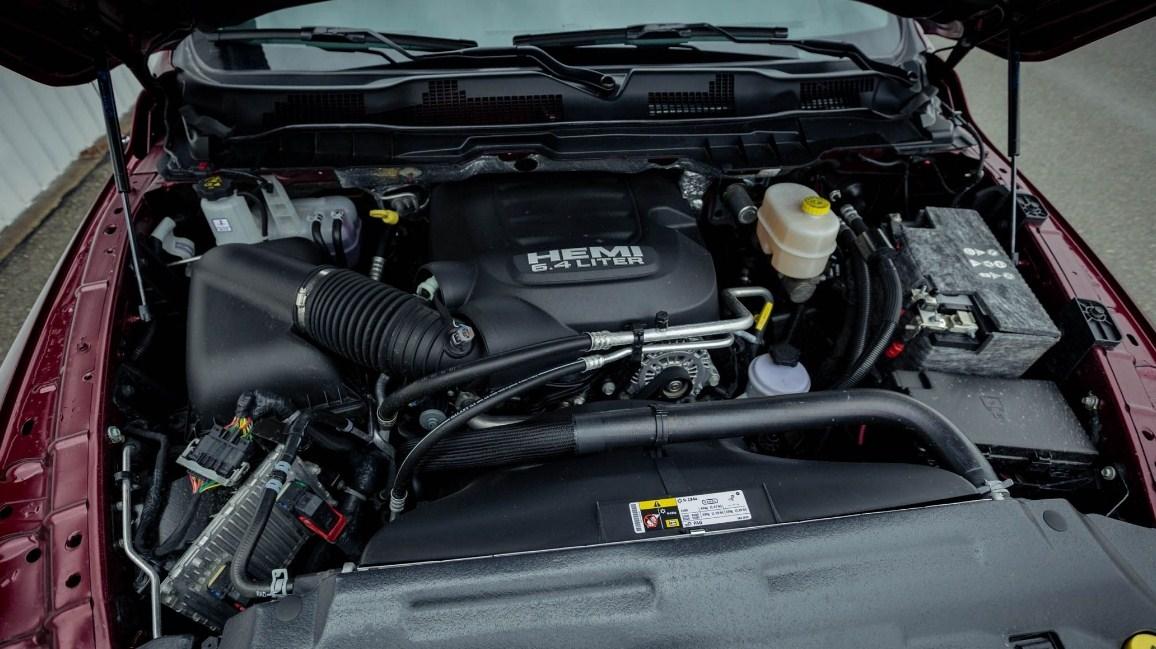 2018 Ram 2500 engine
