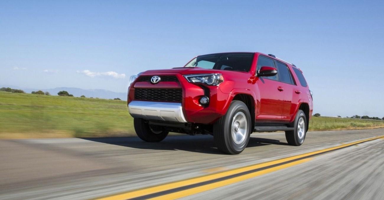 2018 Toyota 4Runner Release date Price Design Specs Engine