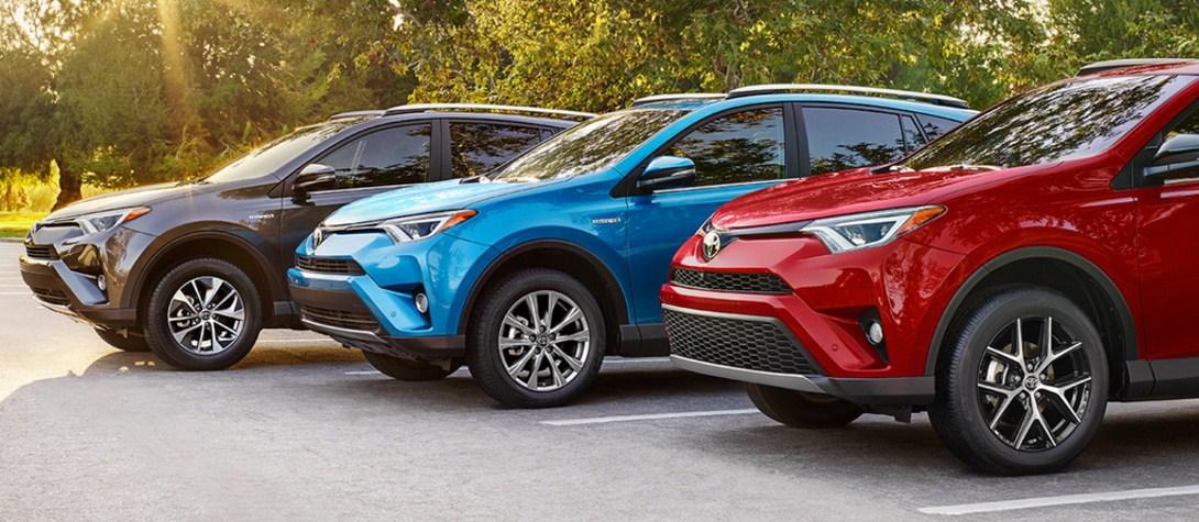 2018 Toyota RAV4 Hybrid 7