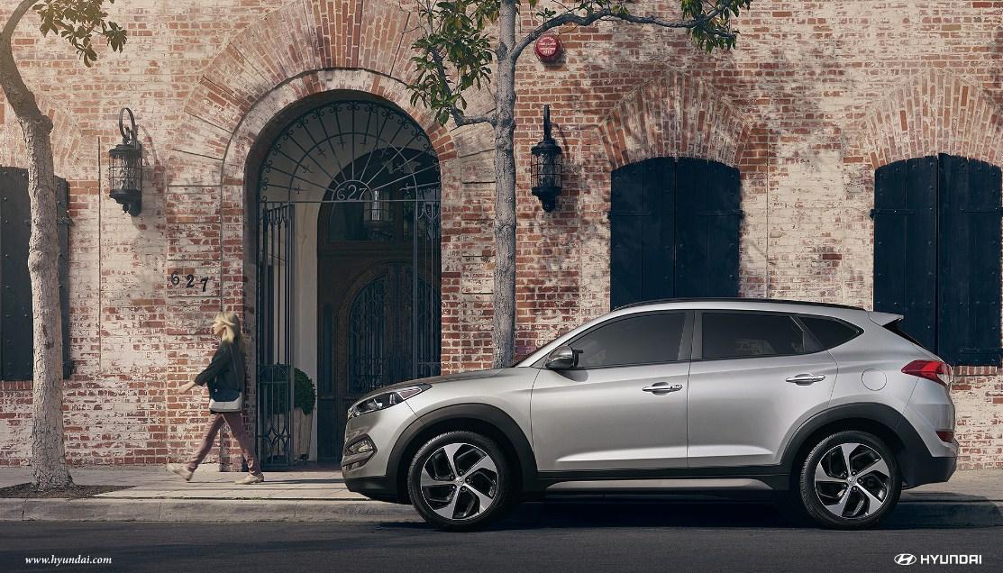 2019 Hyundai Tucson 4