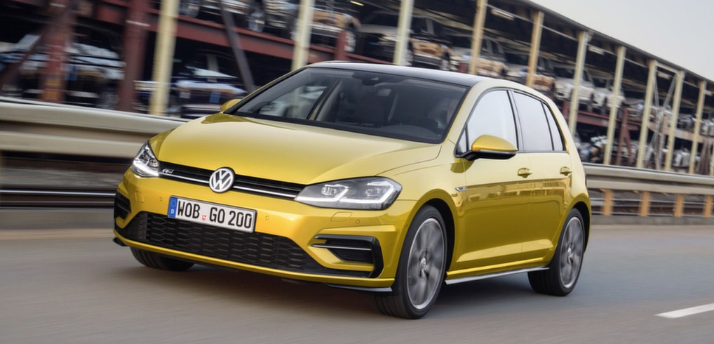 2017 VW Golf 7 1
