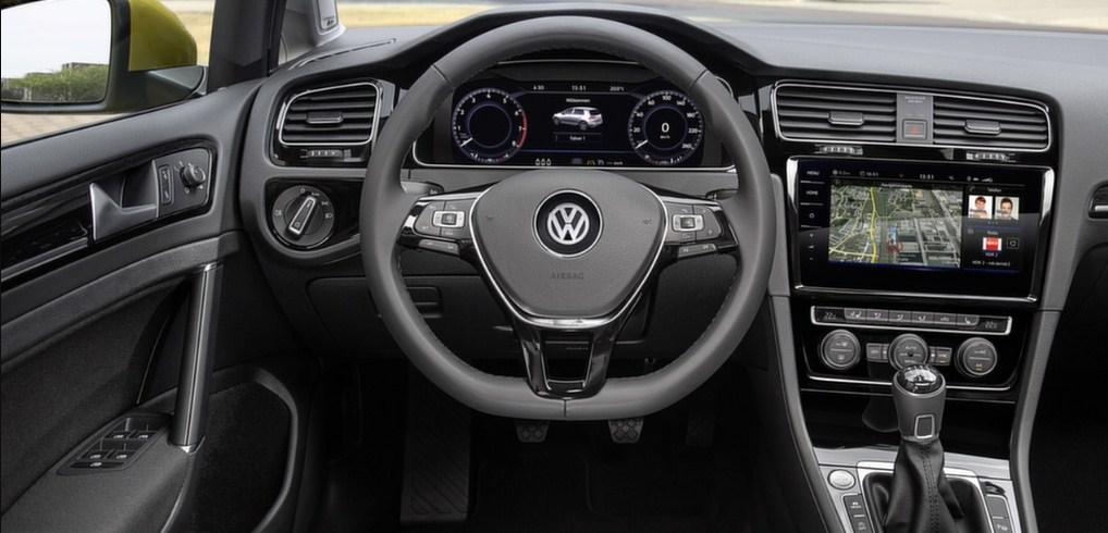 2017 VW Golf 7 10