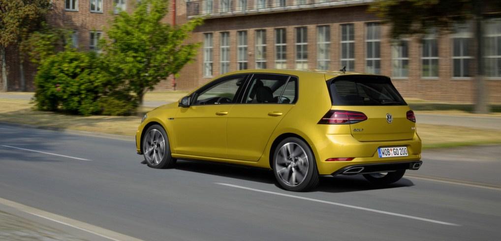2017 VW Golf 7 3