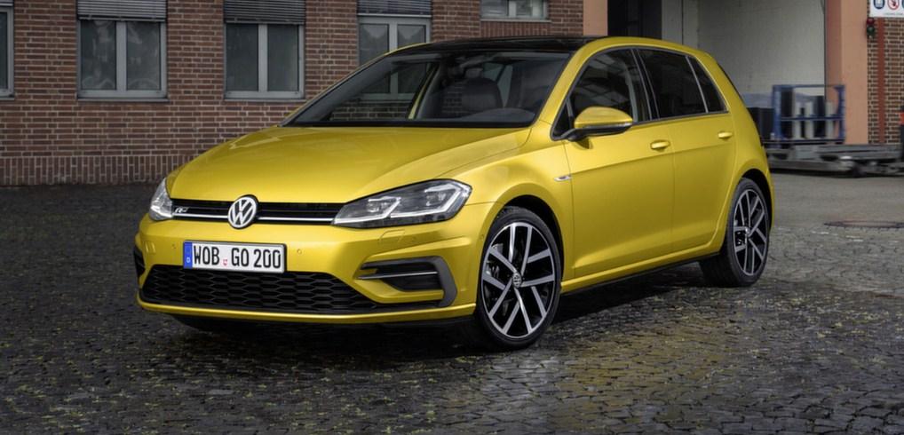 2017 VW Golf 7 4
