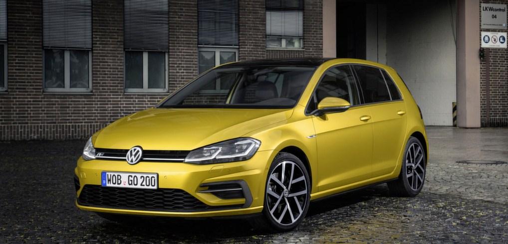 2017 VW Golf 7 6