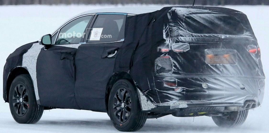 2018 Hyundai Santa Fe 2
