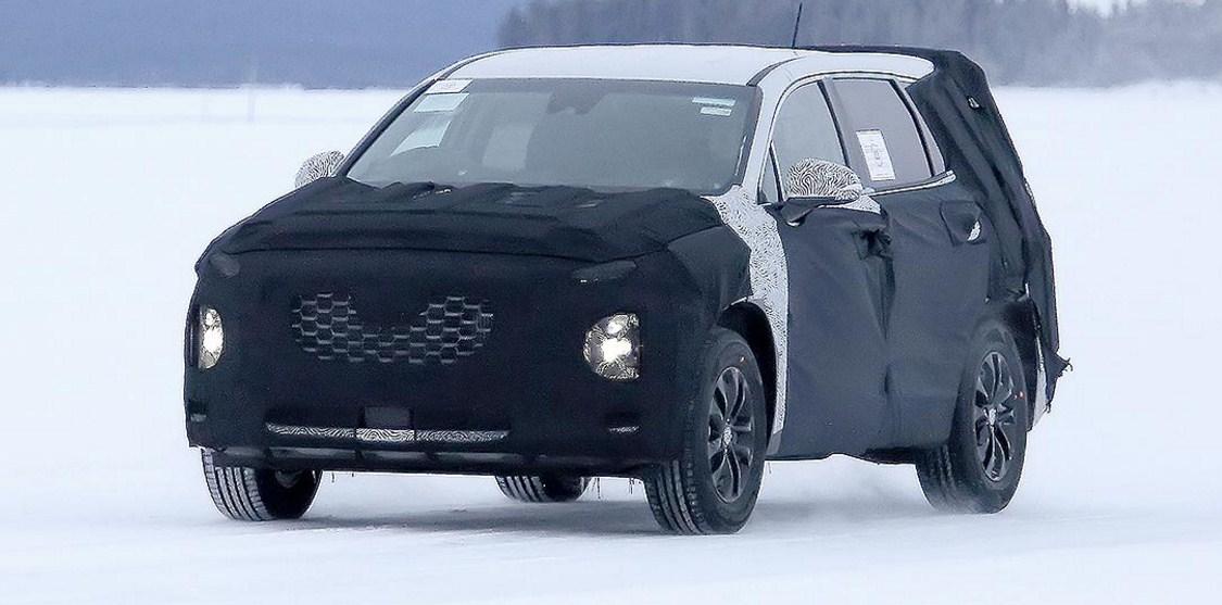 2018 Hyundai Santa Fe 3