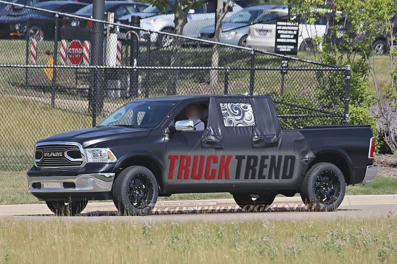 2018 Ram 1500 Redesign, Release Date, Changes, Specs, Price