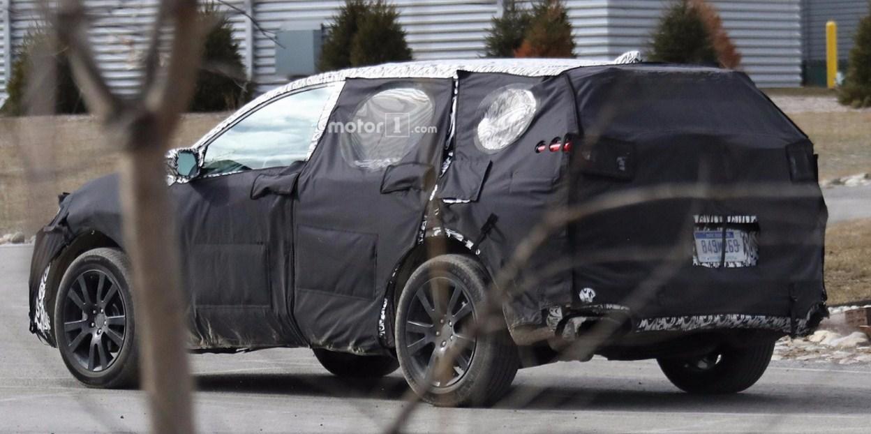 2018 Acura RDX Spy Shots And Latest News >> 2018 Acura Rdx Spy Motavera Com