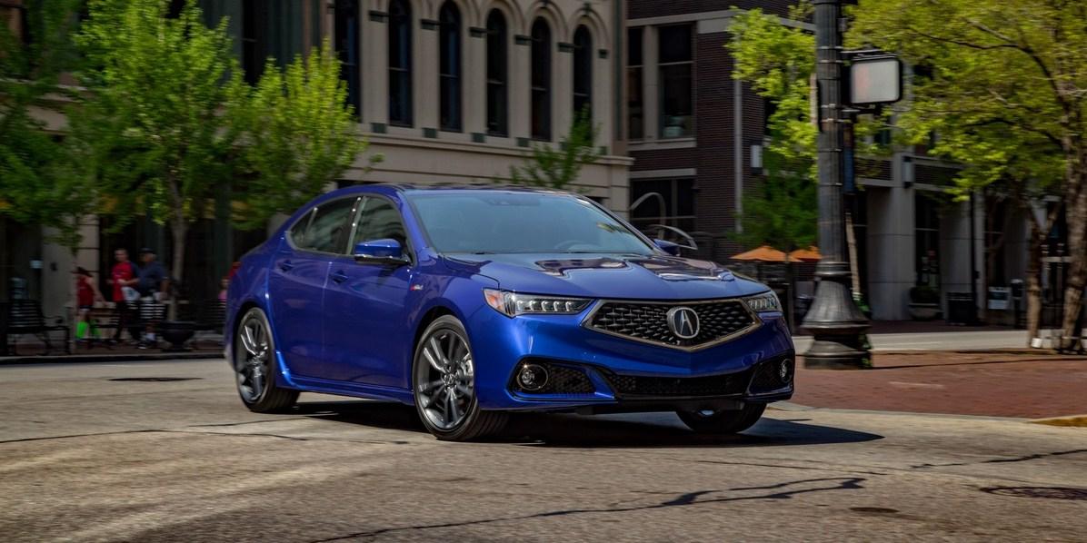 2018 Acura TLX 2