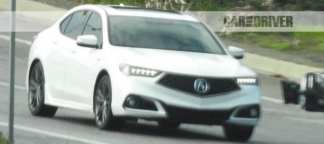 2018 Acura TLX 6