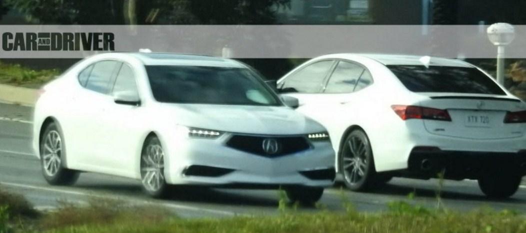 2018 Acura TLX 8