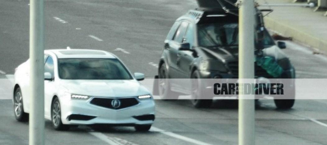 2018 Acura TLX 9